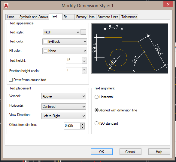 How To Match Autocad Annotation Styles To Revit Annotation Types
